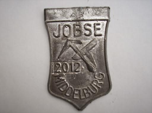 Naam: JobsePlaats: MiddelburgJaartal: 2012