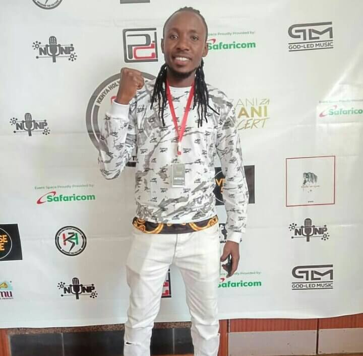 Gospel artist Pato Kagaba. PHOTO | ORIGINAL