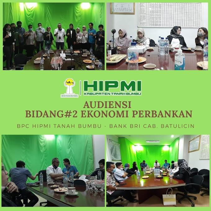 Kerjasama BPC HIPMI Tanah Bumbu dan BRI Cabang Batulicin