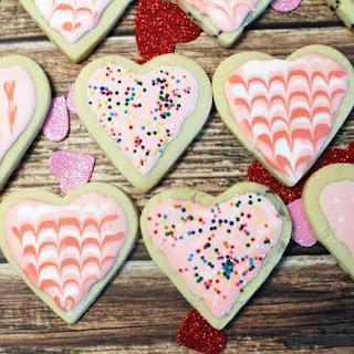 Sweet Heart Cookies (Basic Sugar Cookies)