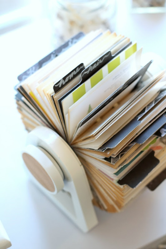 Rolodex Makeover 5