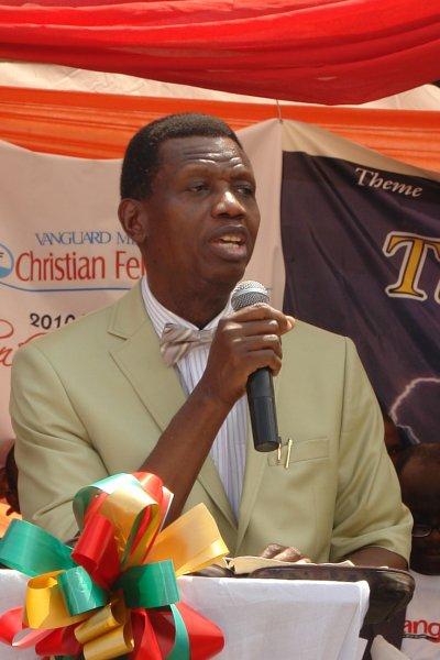 God Himself convinced me tithing was right – Adeboye speaks again