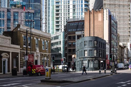 London - Whitechapel - Commerical Road #1