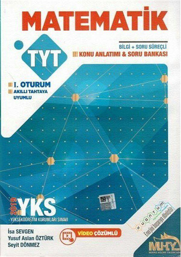 Kuantum Yayınlari TYT Matematik Soru Bankası