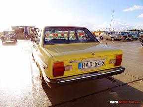 Fiat 131S Rear