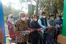 DPMD Pemprov Jawa Timur Resmikan Bumdesa Wisata Goa Jalmo dan Perlihatkan Caffe Layang