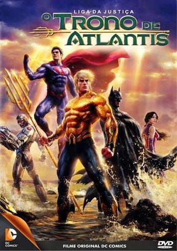 Liga da Justiça - O Trono De Atlantis