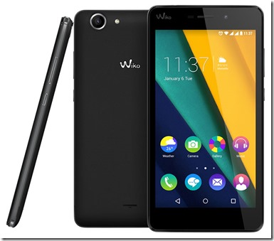 Wiko Pulp Fab 4G, Smartphone 4G LTE Andalkan Kamera 13MP