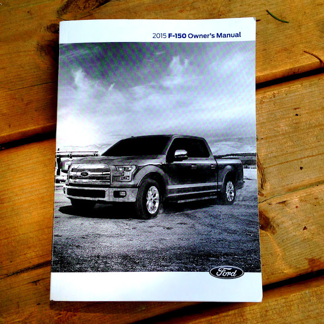 2016 ford f 150 maintenance manual
