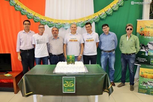 aniversário 35 anos Sicredi Pampa Gaúcho - UA São Gabriel 006