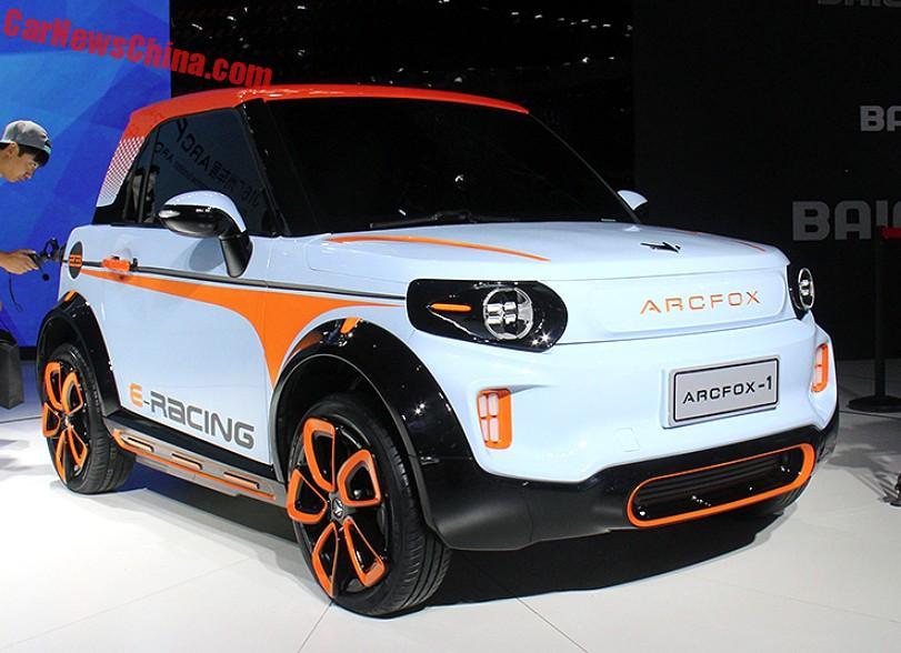 ArcFox-1 EV Concept