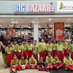 Field Trip to Supermarket by SR KG section at Witty World, Bangur Nagar (2018-2019)