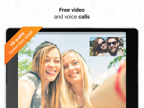 icq video calls and chat