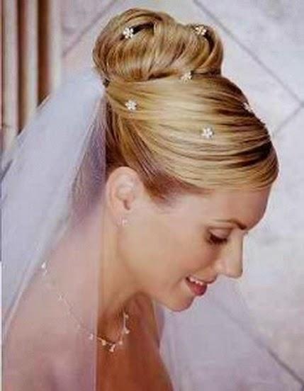 36 hermosos peinados de novia para bodas 2016 youtube peinados de novia con velos largos - Peinados De Novia Con Velo