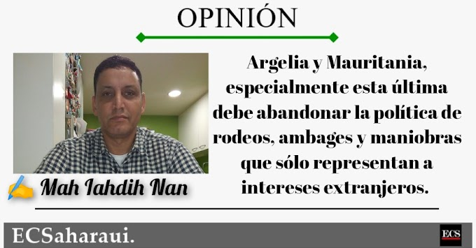 OPINIÓN   La Ruta Tindouf-Zouerat: El gran fiasco estratégico argelino-mauritano.