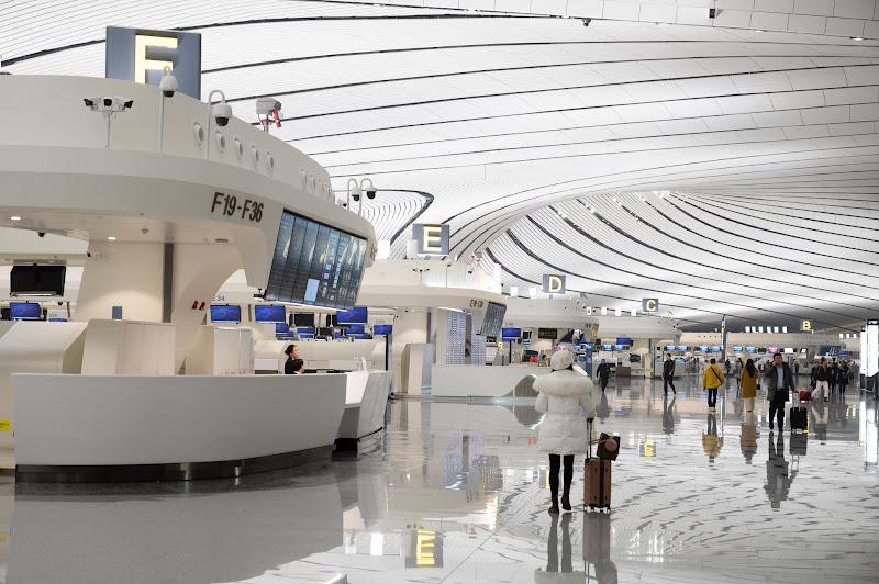 191229 北京大興空港4階
