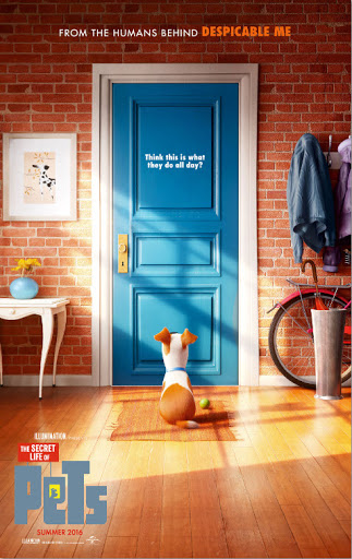 The Secret Life of Pets 2015