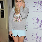 WWW.ENTSIMAGES.COM -    Olivia Cox   arriving at      Amy Childs Clothing anniversary party at Dirty Martini, London October 27th 2014The Only Way is Essex star hosts party to celebrate the third anniversary of her eponymous fashion line and launch her new autumn/winter 2015 collection.                                                  Photo Mobis Photos/OIC 0203 174 1069