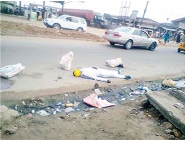 SO SAD! Man Slumps And Dies During Morning Exercise In Abia
