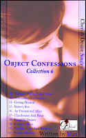 Cherish Desire Singles: Object Confessions, Collection 6, Max, erotica