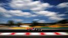 Daniel Ricciardo racing his Toro Rosso STR8