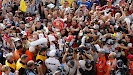 Michael Schumacher is still very popular