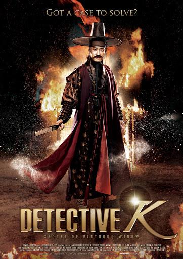 Detective K: Secret Of Virtuous Widow ( 2011 ) สืบลับ!!  ตับแลบ!!