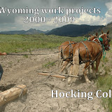 Wyoming work project slide show
