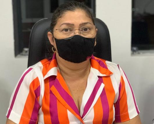 Blog do Miquéas Capuxú: CAICÓ/RN: VEREADORA ROSÂNGELA MARIA SOLICITA  REABERTURA DO PRÉDIO ONDE FUNCIONAVA A DEAM