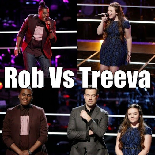 Rob vs. Treeva Knockouts