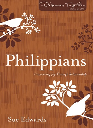Philippians by Sue Edward