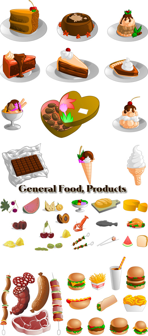 Stock: General Food, Products