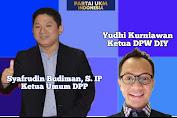 Yudhi Kurniawan Resmi Terima SK Sebagai Ketua DPW Partai UKM Indonesia Propinsi DIY