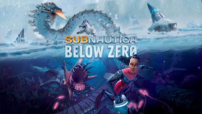 Subnautica: Below Zero. Twice in the same waters