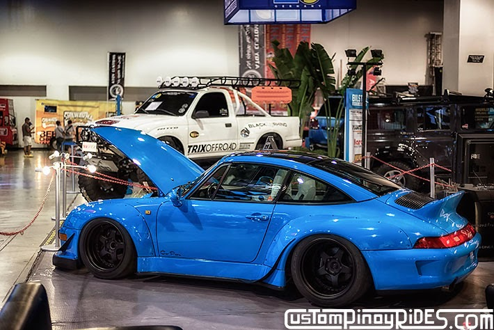 Custom Pinoy Rides Car Photography Manila Philippines Philip Aragones RWB Porsche Ellise3