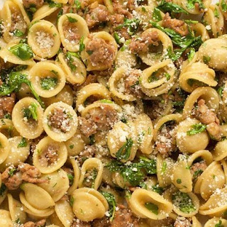 One Pan Orecchiette Pasta Recipe