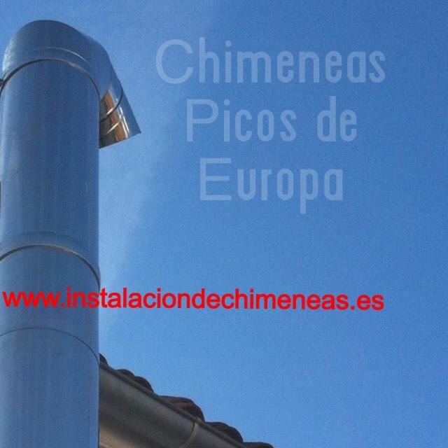 Chimeneas picos de europa venta de tubos ei 30 para - Venta de chimeneas en madrid ...