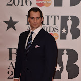 OIC - ENTSIMAGES.COM - Henry Cavill at the  The BRIT Awards 2016 (BRITs) in London 24th February 2016.  Raymond Weil's  Official Watch and  Timing Partner for the BRIT Awards. Photo Mobis Photos/OIC 0203 174 1069