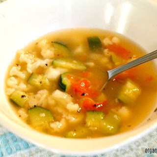 Weight Watchers Vegetable Soup.
