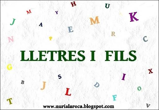 LLETRES I FILS
