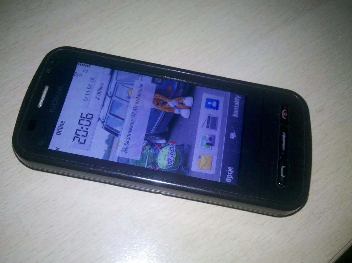 Nokia C6 - wymiana lub sprzedaż