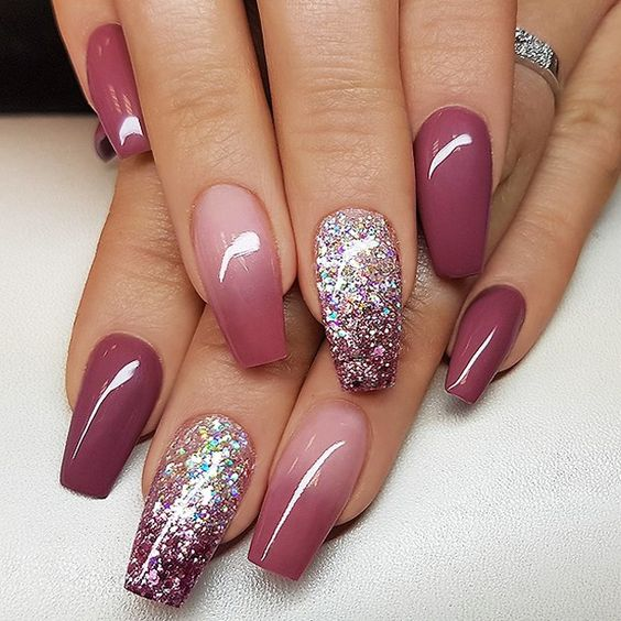 Easy Nail Designs For Long Nails 2018 11