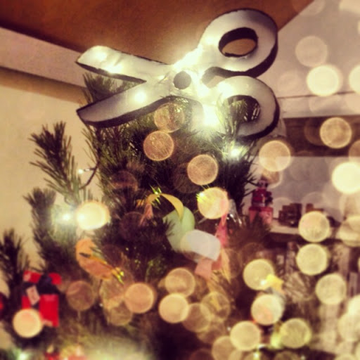 CO+K Christmas Tree