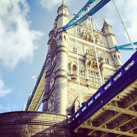 Tower Bridge - Spotted on our Fireman Sam Ocean Rescue Day