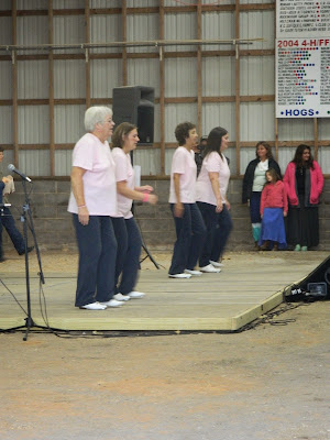 The Shenandoah Valley cloggers are a local crowd favorite.