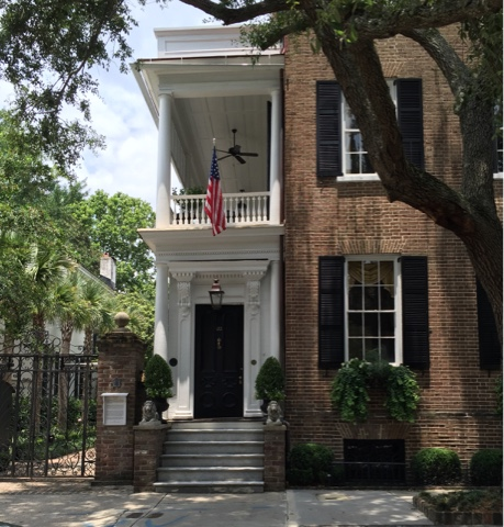 Let 39 s add sprinkles charleston single houses for Charleston single house