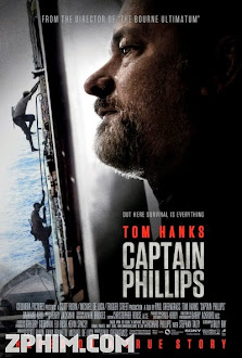 Thuyền Trưởng Phillips - Captain Phillips (2013) Poster