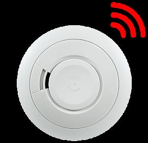 Ei605C vernetzbarer Rauchwarnmelder