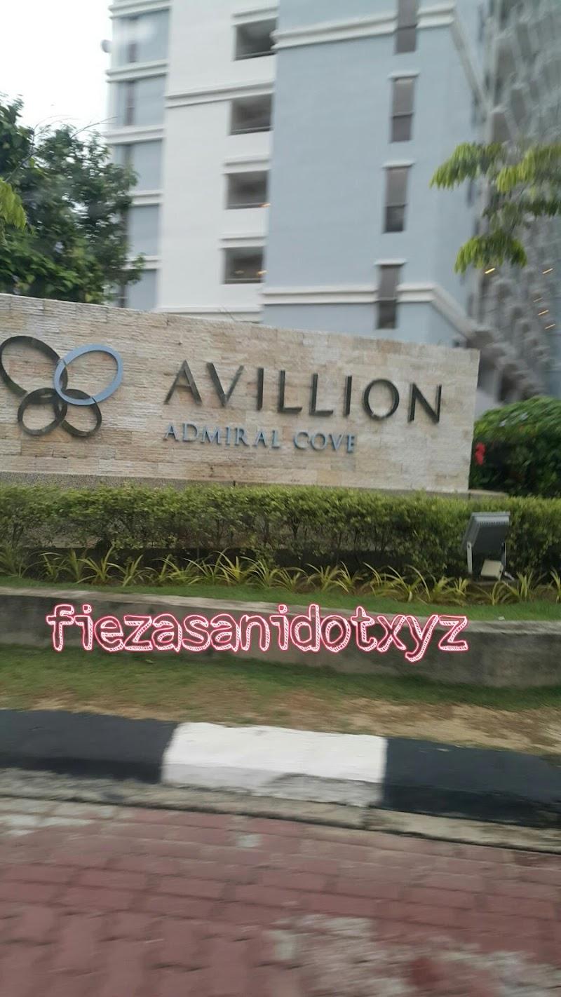 Kursus @Avillion Admiral Cove