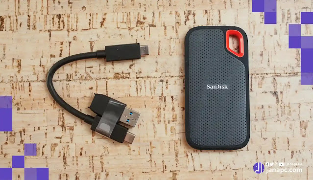 Review the SanDisk Extreme Portable SSD External Storage